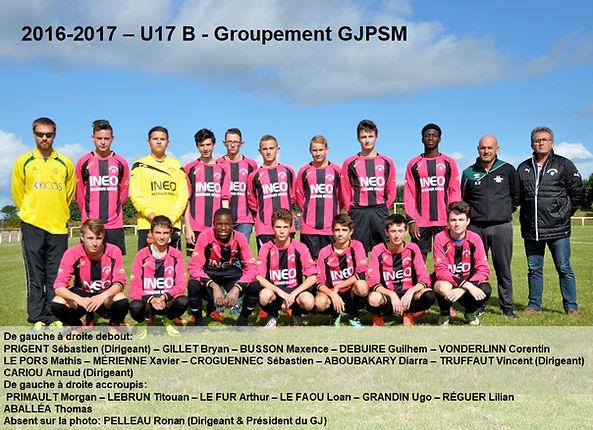 2016-2017 - U17 B  - GJPSM.jpg