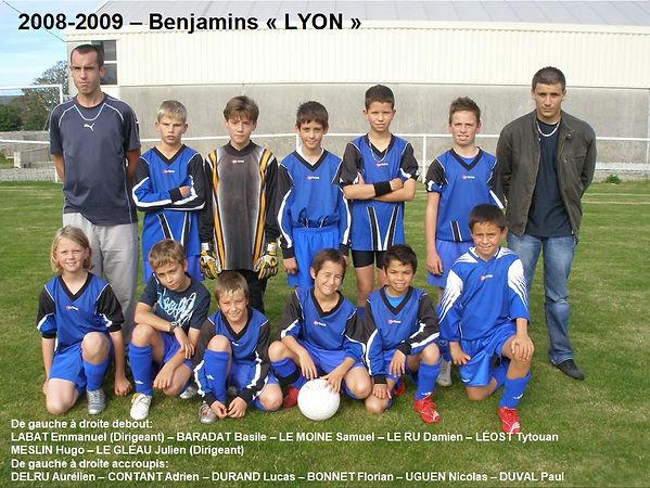 2008-2009 - Benjamins LYON.jpg