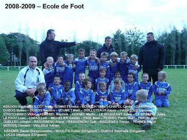 2008-2009 - Ecole de foot.jpg