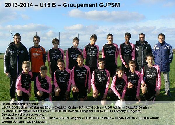 2013-2014 - U15 B GJPSM.jpg