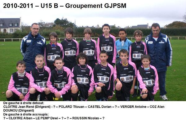 2010-2011 - U15 B - Groupement GJPSM.jpg