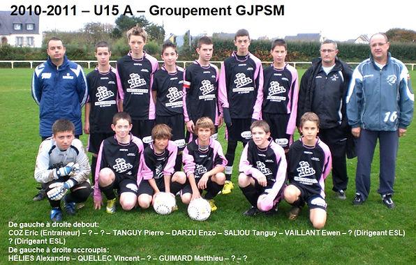 2010-2011 - U15 A - Groupement GJPSM.jpg