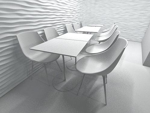 テーブル1-1  インテリアモデリング