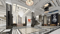 ホテルインテリアデザイン