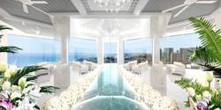 結婚式場デザイン