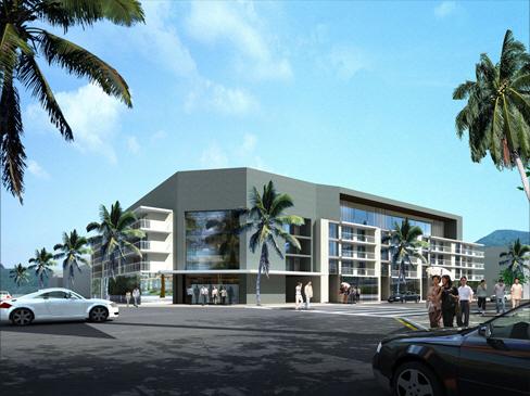 コンゴチャペル住宅デザイン
