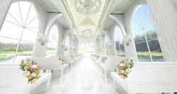 結婚式場 デザイン