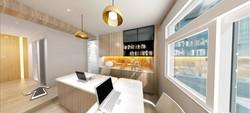 事務室デザイン