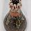Thumbnail: Vase moyen brodé