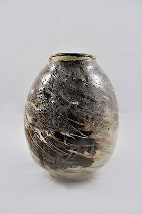 Vase oblong déchiré