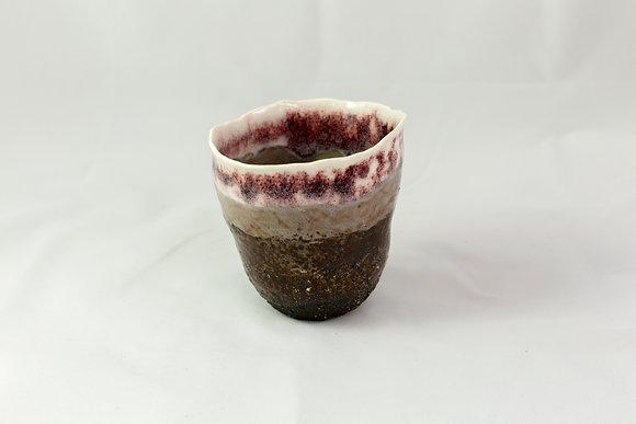 Petit pot rose