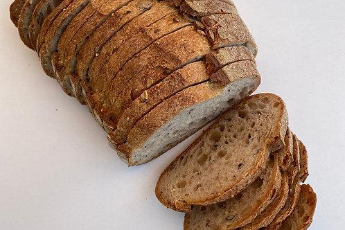 כיכר לחם- דגנים מלא