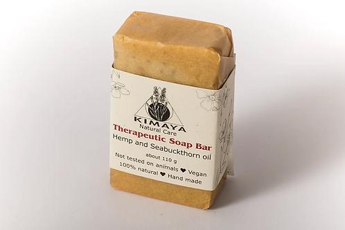 סבון טיפולי מרגיע - המפ ואובליפיכה