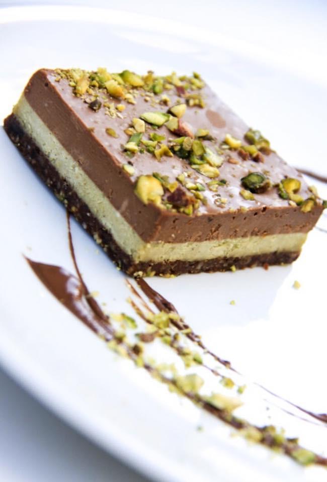 שוקולד פיסטוק