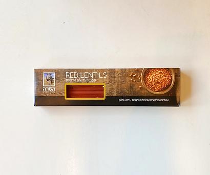 ספגטי מקמח עדשים