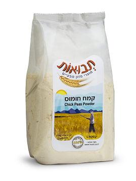 קמח חומוס טבעי
