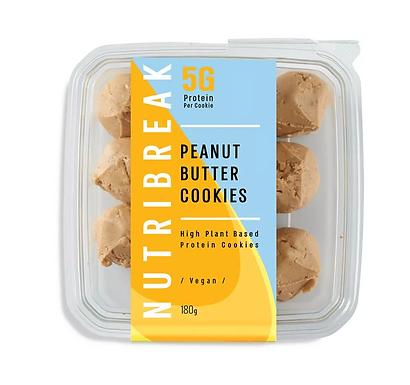עוגיות חלבון- חמאת בוטנים