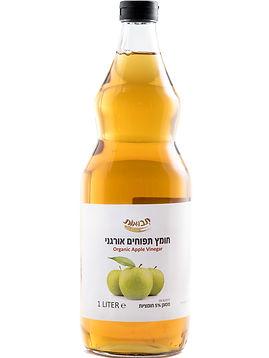 חומץ תפוח אורגני לא מסונן