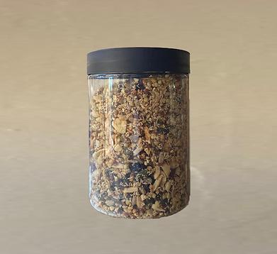 גרנולה כוסמת תוצרת בית