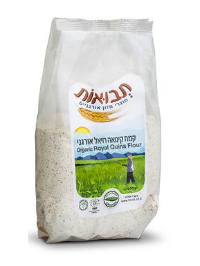 קמח קינואה אורגנית