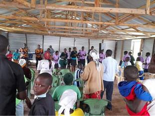 CDIA- HC KISI, KENYA- SUNDAY WORSHIP( Photos +Video)