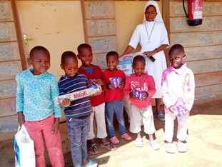 CDIA - Sends Support To Orphanage In Kenya (Photos)