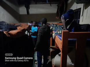 CDIA PROVIDES BEDS FOR CHILDREN IN KISI,KENYA