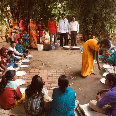 CDIA Provides Food Assistance For Communities In India ( photos + video)