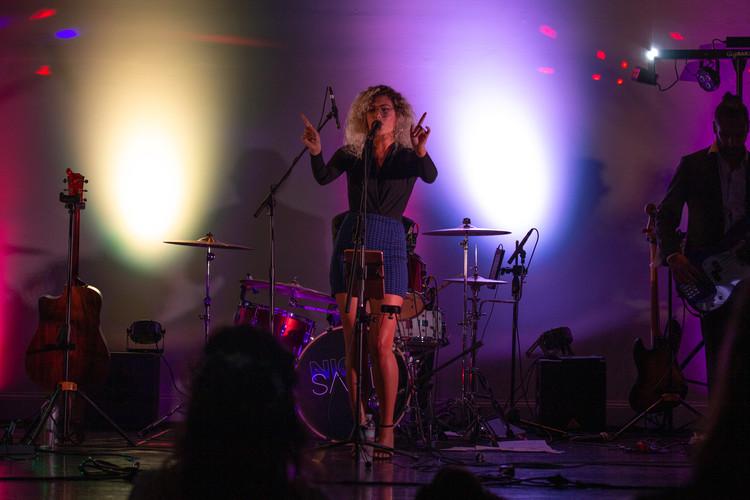 Maddie Assel - Vocals Night Sage