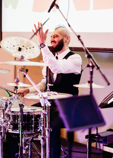 Guillermo Ramos - Drums/Percussion