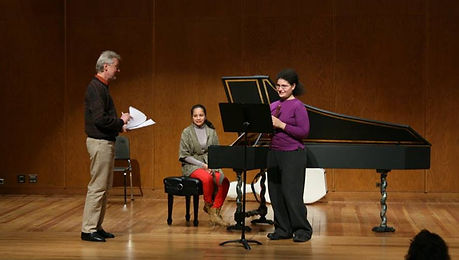 REBEL: Ensemble for Baroque Music Masterclass