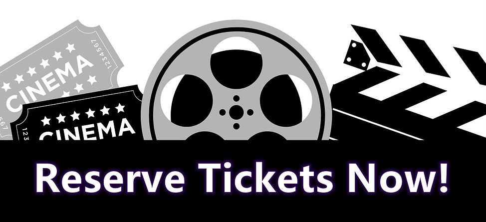 Monochrome Movie Ticket Invitation_副本.jp