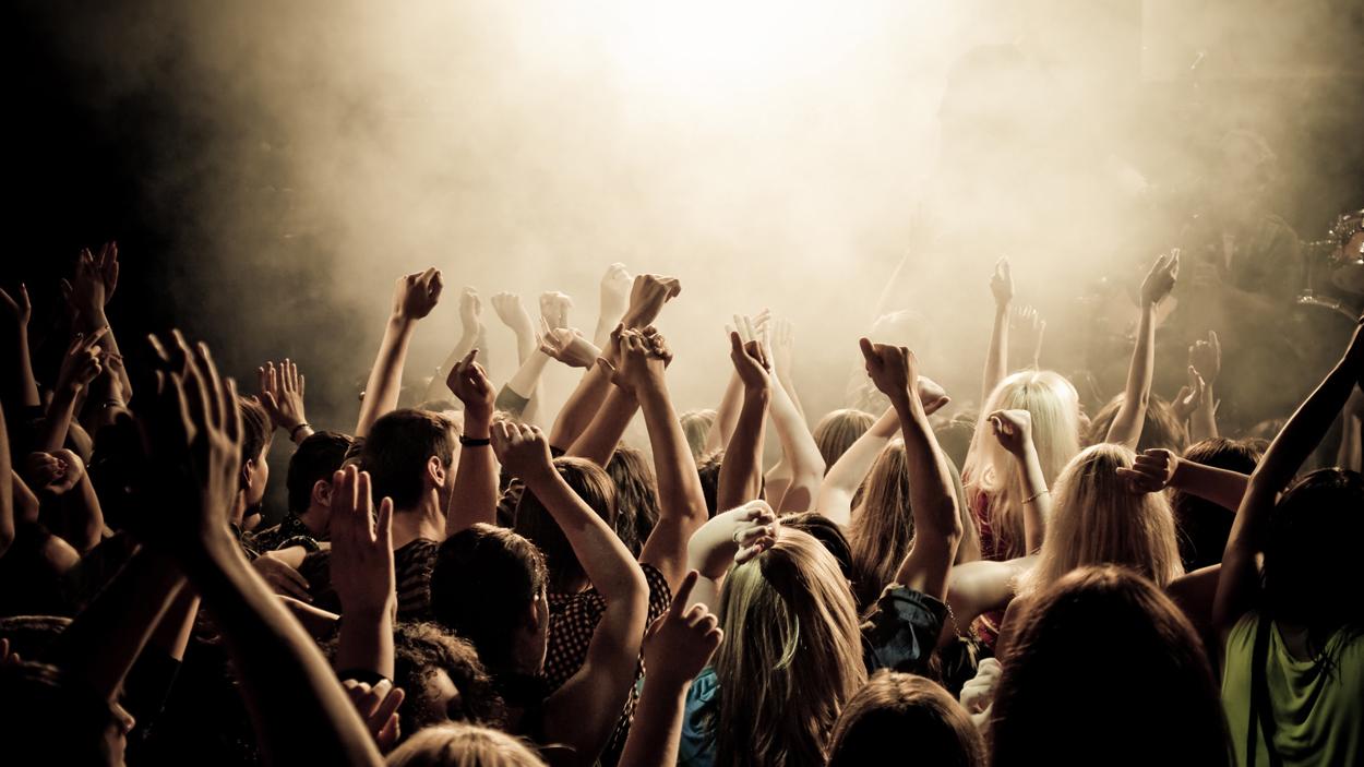 Concert-Audience