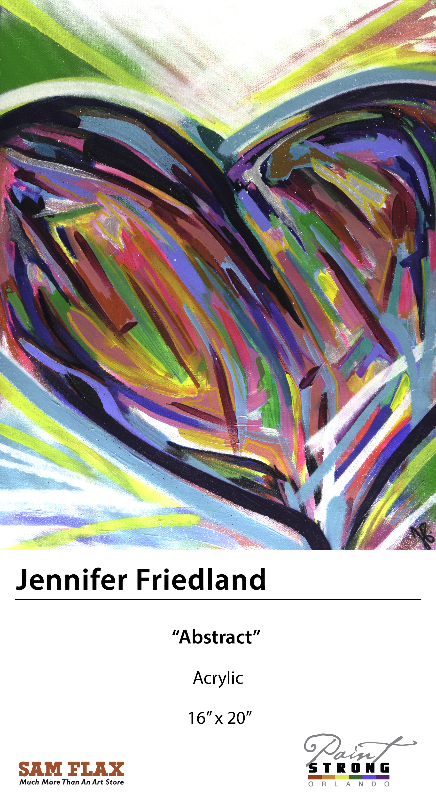 Jennifer Friedland