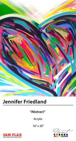 Jennifer Friedland
