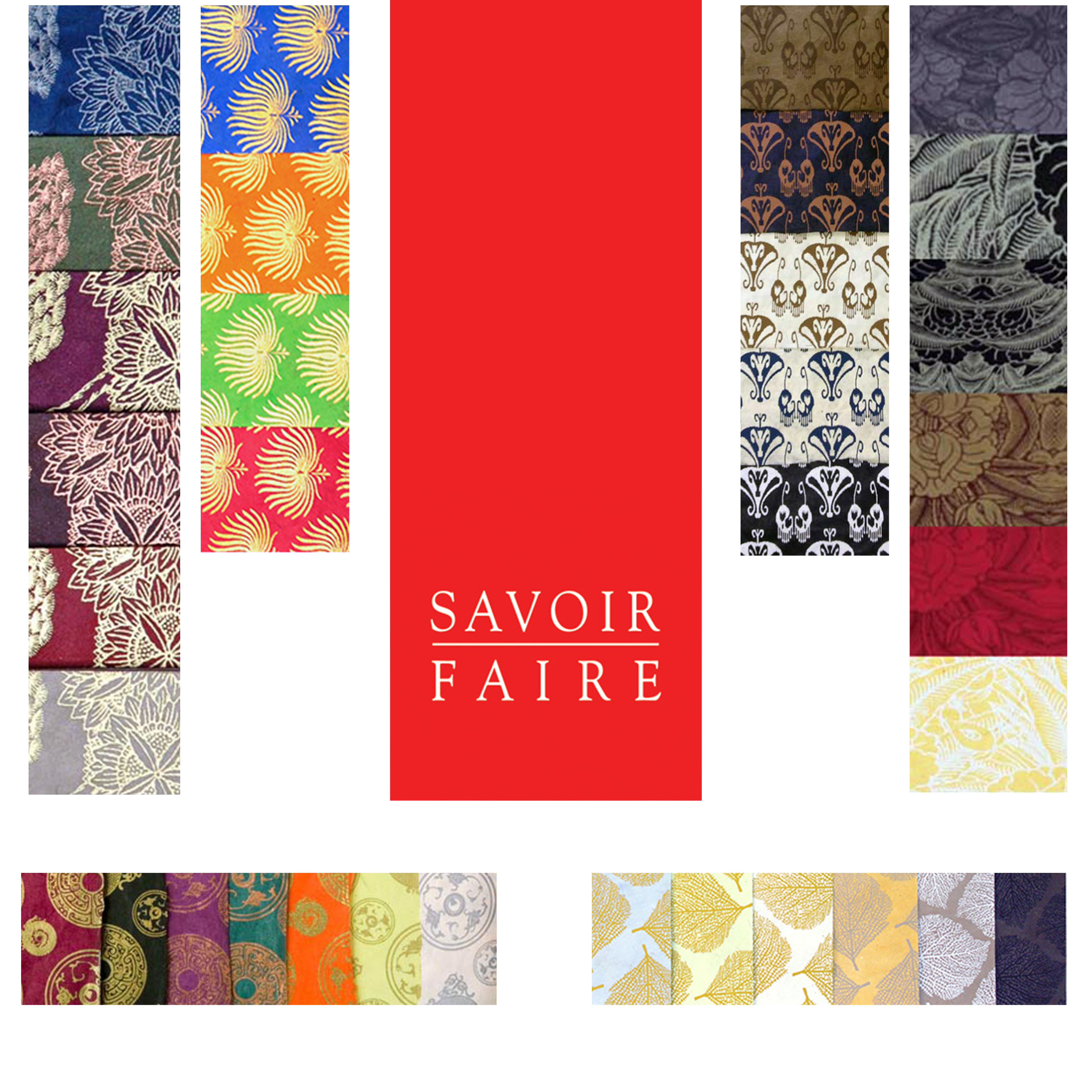 Savoir Faire Decorative Papers
