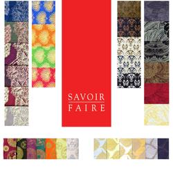 Savoir Faire Decorative Papers