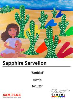 Sapphire Servellon