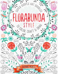Sam Flax Florabunda Style Coloring