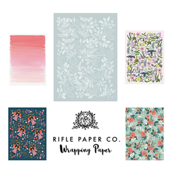 Rifle Paper Co. Wrapping Paper