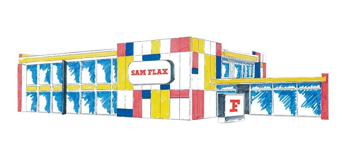 Sam Flax Orlando