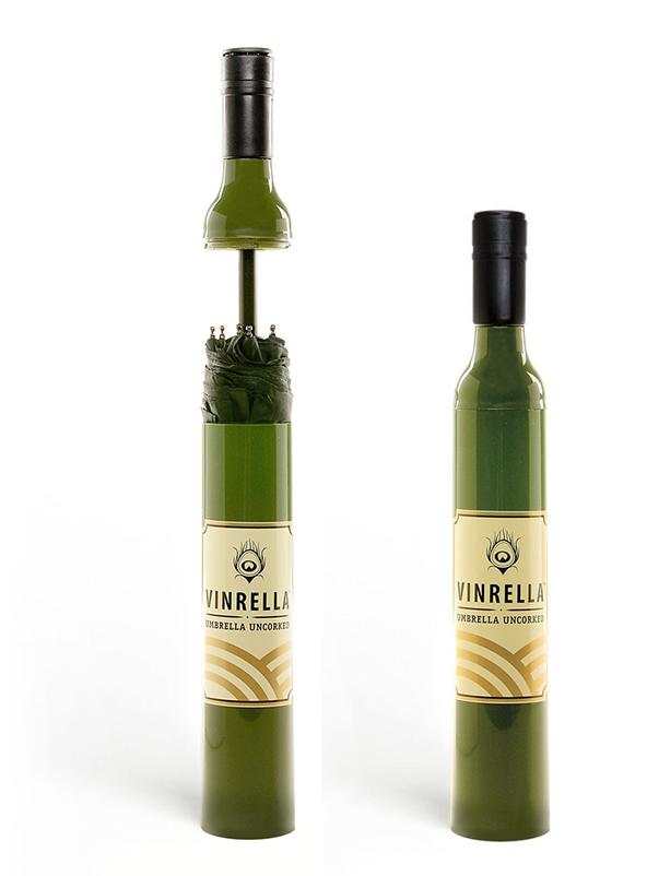 Vinrella Wine Bottle
