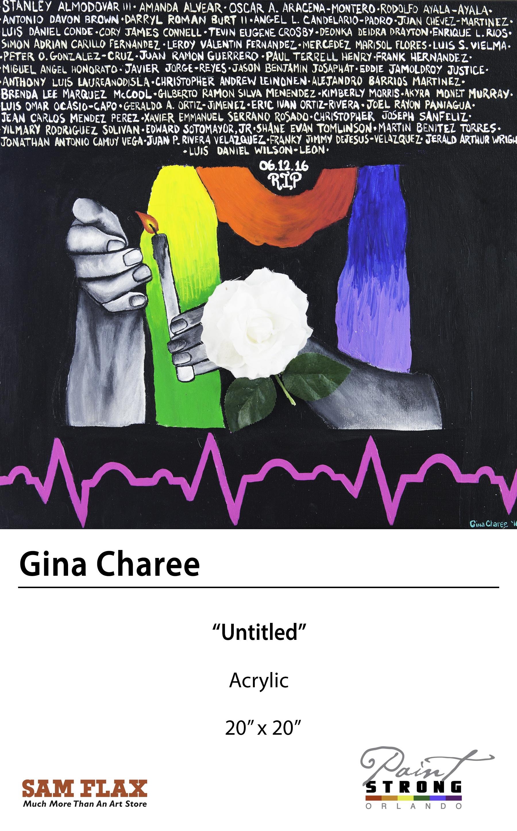 Gina Charee