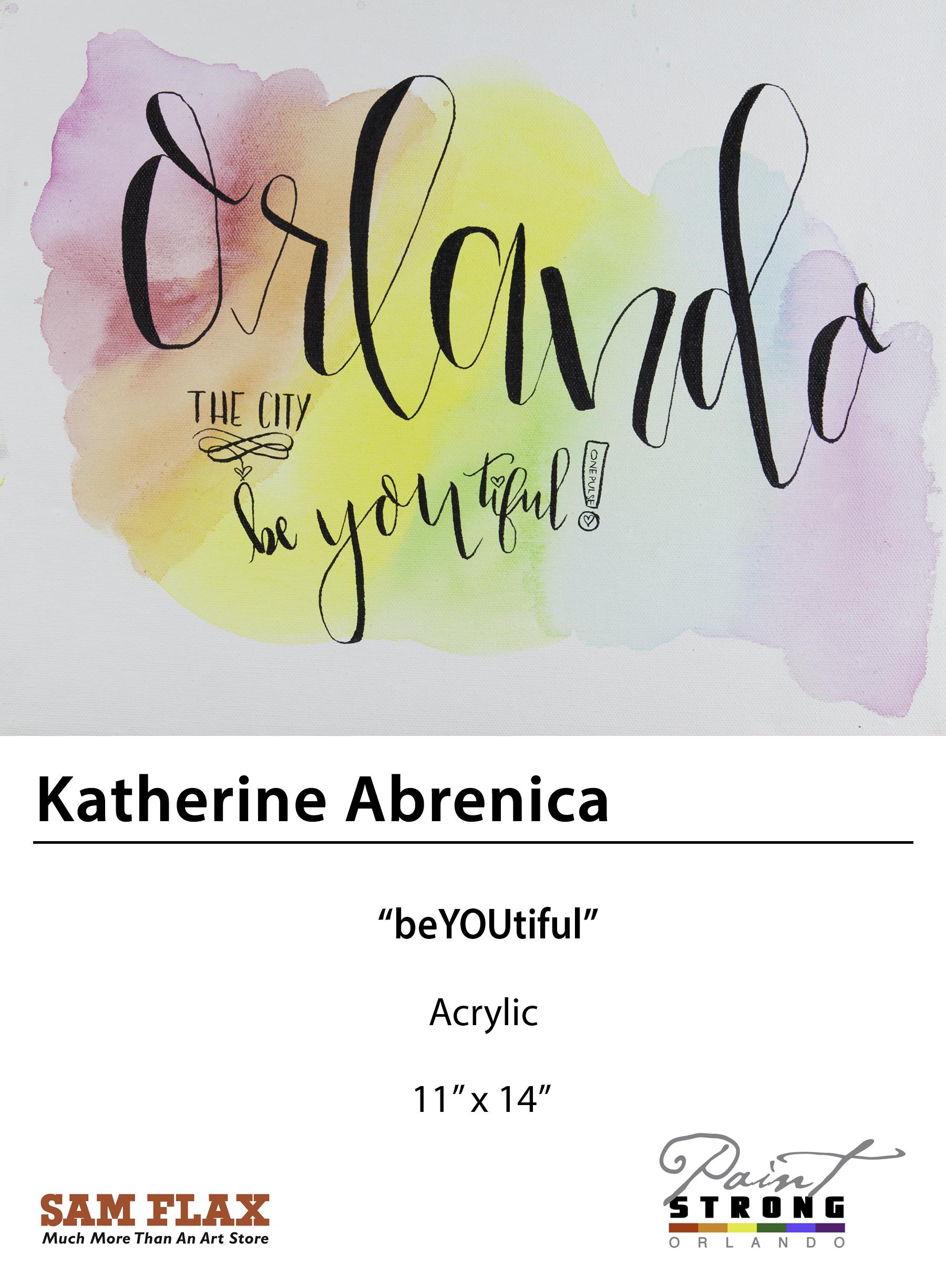 Katherine Abrenica