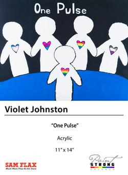 Violet Johnston