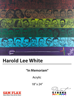 Harold Lee White