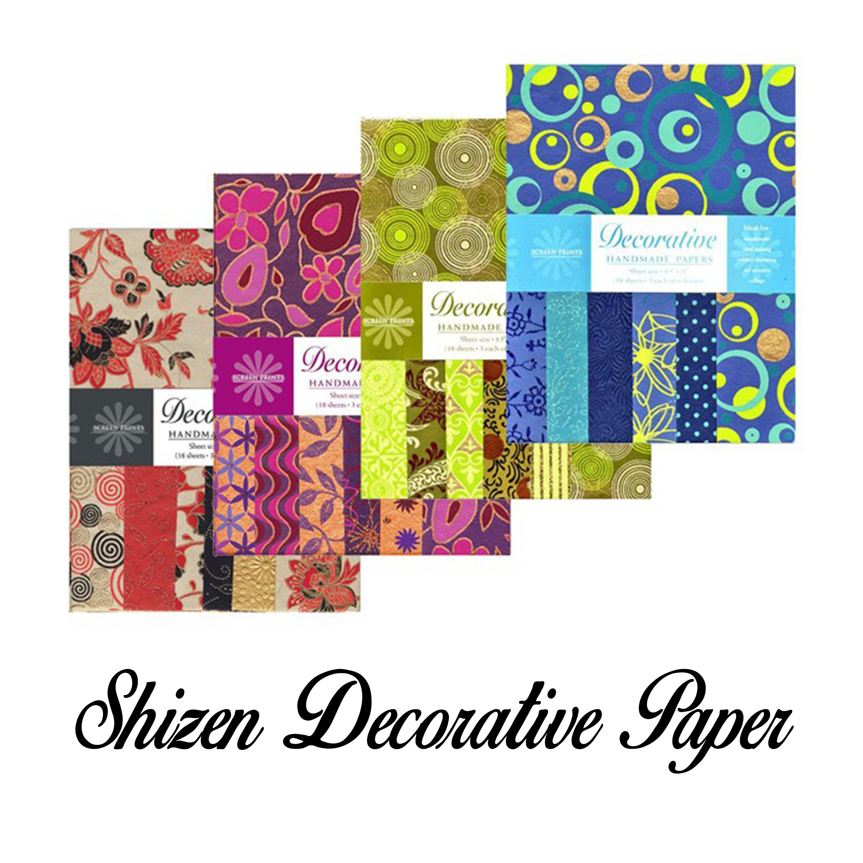 Shizen Paper Sam Flax Atlanta