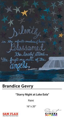 Brandice Gevry