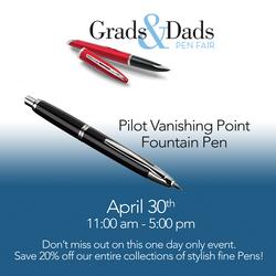 Pilot Vanishing Point Pen