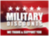 Sam Flax Atlanta Military Discount